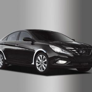 Ốp trang trí tai & hông xe chrome – HYUNDAI Sonata – A533