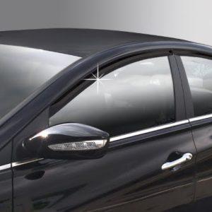 Chắn mưa smoke – HYUNDAI Sonata – A117