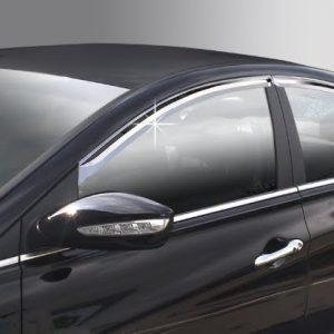 Chắn mưa chrome – HYUNDAI Sonata – A473