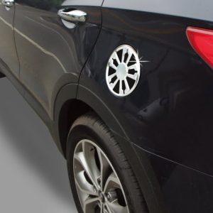 Ốp trang trí nắp bình nhiên liệu black – HYUNDAI Santa Fe – B345