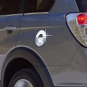 Ốp trang trí nắp bình nhiên liệu chrome – GM Captiva – A254