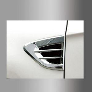 Ốp trang trí đèn xi nhan sườn chrome – GM Captiva – A394