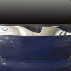 Ốp trang trí nắp ca bô Chrome ( 1pcs) – KIA Bonggo III – D525