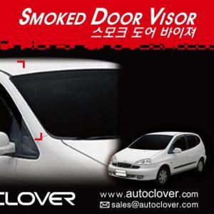 Chắn mưa smoke – GM Vivant – A057