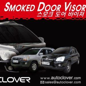 Chắn mưa smoke – KIA Sportage – A080