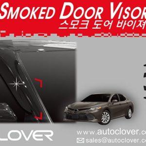 Chắn mưa ( Smoke – ) – TOYOTA Camry – D963