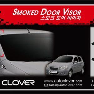 Chắn mưa smoke – GM Gentra X – A103