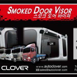 Chắn mưa smoke (2pcs) – HYUNDAI Hyundai Truck – A072