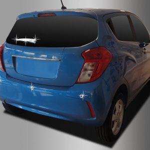 Ốp ngoài xe, phía sau (tay gạt mưa, cảm biến lùi) chrome – GM VINFAST FADIL – C290