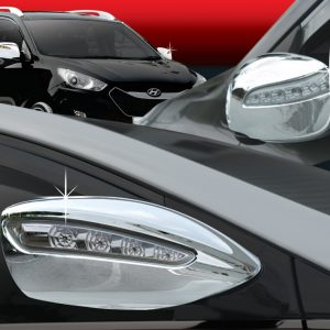 Ốp gáo gương chrome (LED) – HYUNDAI Tucson – D819