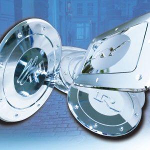 Ốp trang trí nắp bình nhiên liệu chrome – SSANGYONG Tivoli – B360