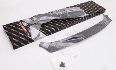 Ốp trang trí nắp ca bô smoke (kèm biểu tượng/ 3 pcs) – KIA Sportage – D597