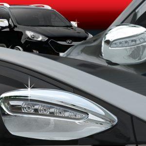 Ốp gáo gương chrome – HYUNDAI Accent – B723