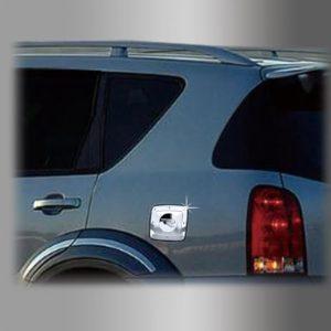 Ốp trang trí nắp bình nhiên liệu chrome – SSANGYONG Rexton – A224