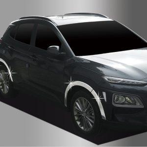 Ốp trang trí tai và hông xe Chrome ( 8pcs) – HYUNDAI Konna – C621
