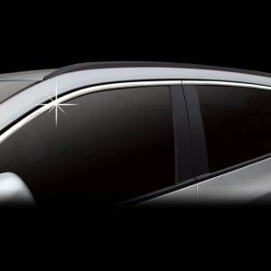 Viền kính cửa, phía trên chrome – GM Orlando – C124