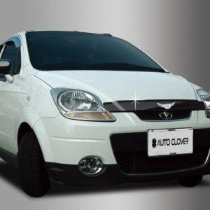 Ốp trang trí nắp ca bô smoke (kèm biểu tượng) – GM New Matiz ( New Matiz 3 ) – D564