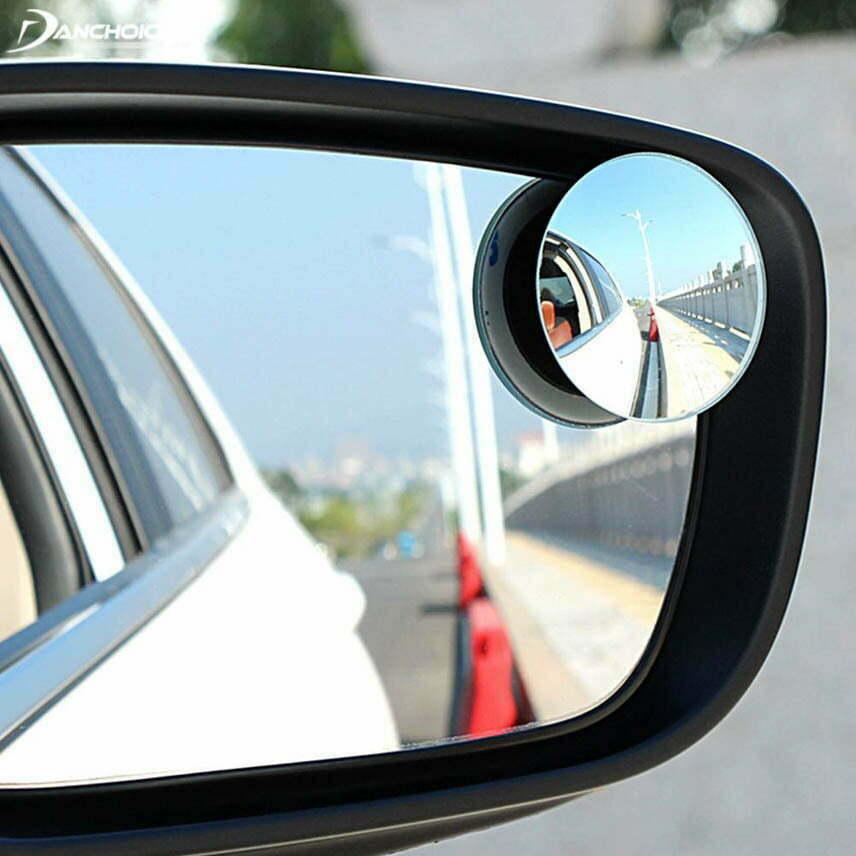 gương cầu lồi khắc phục điểm mù