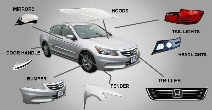 Thị trường phụ kiện ô tô ngày càng phát triển