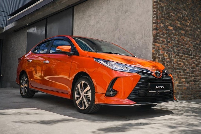 Vios Limo - dòng xe nổi bật của hãng Toyota