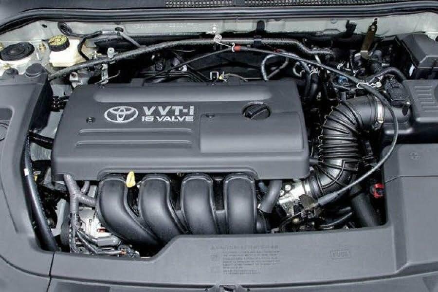 Sử dụng trên các loại xe của Toyota như Altis, Camry,... VVT-i là hệ thống điều khiển xu-páp với góc mở biến thiên thông minh.