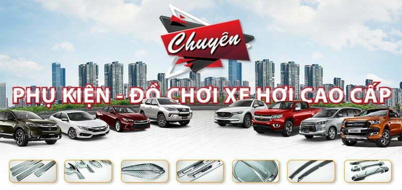 Auto Clover tự hào là đơn vị uy tín hàng đầu trong lĩnh vực kinh doanh phụ kiện ô tô và đồ chơi xe chính hãng