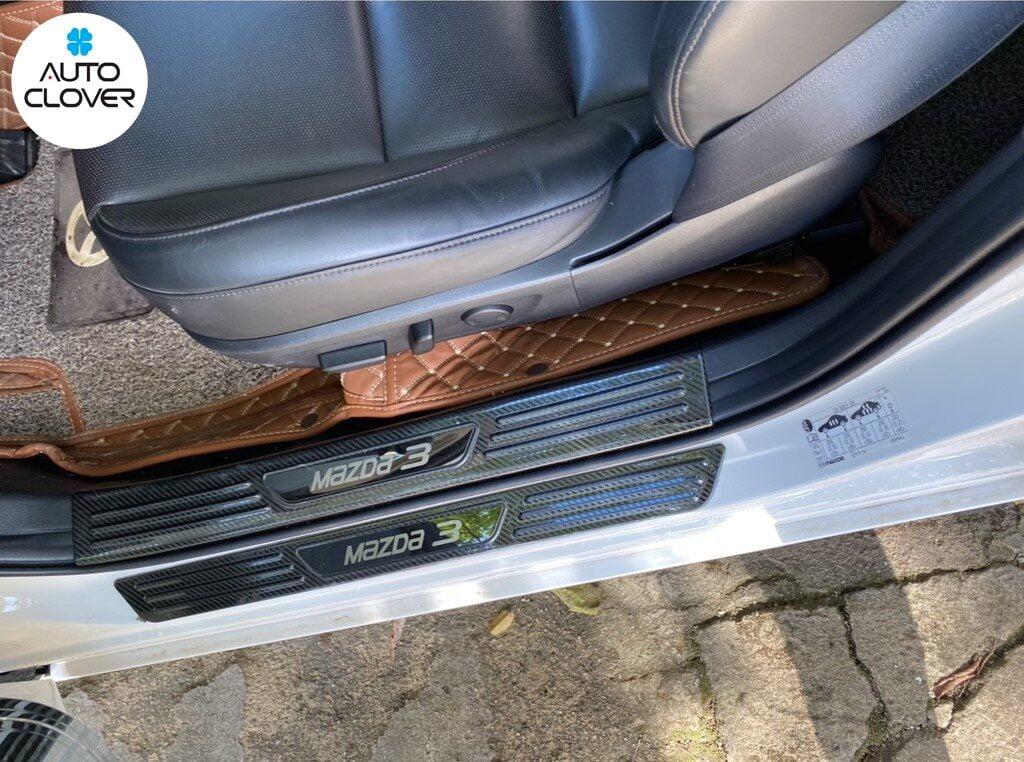 Ốp bậc cửa ô tô