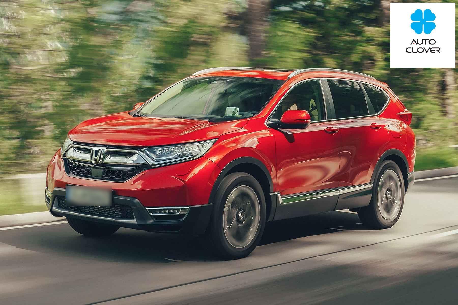 CRV được xem là mẫu xe đại diện có thể mở rộng cho dòng xe SUV. Trong khu vực Đông Nam Á và quốc tế của hãng Honda kể từ khi Honda lần đầu tiên giới thiệu xe với thế giới cách đây 20 năm.