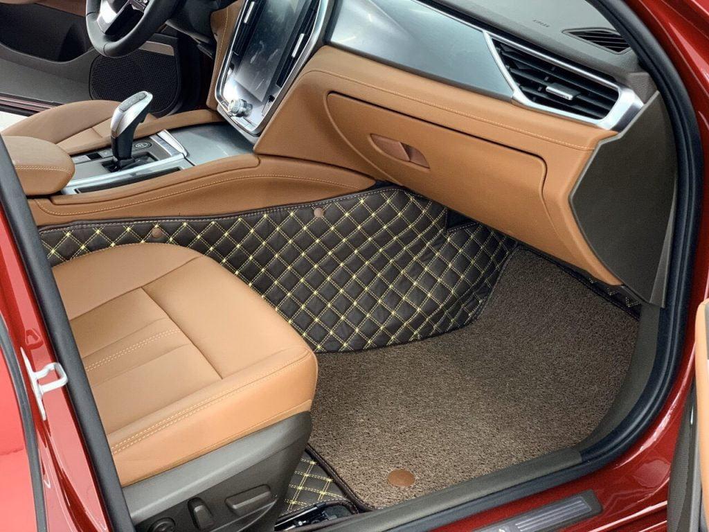 Phụ kiện Vinfast Fadil thảm lót sàn 5D/6D cho xe thêm sạch