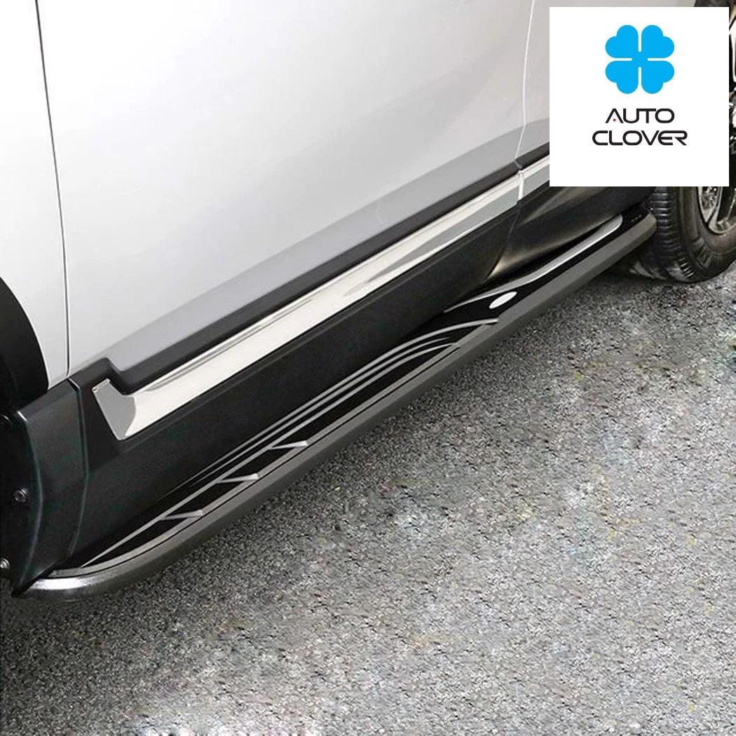 <em>Nhằm mục đích chống té ngã, trơn trượt. Bệ bước chân có bề mặt được làm từ lớp cao su tăng khả năng bám dính cực kì cao. Phụ kiện hầu hết đều phù hợp cho các dòng xe Honda CRV đời 2015, 2019, 2020,..</em>