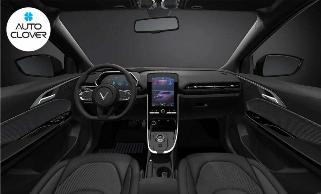 Trang bị nhiều công nghệ mới trên ô tô hiện đại bậc nhất hiện nay. Nhưng giá thành lại siêu rẻ, rẻ nhất so với dòng SUV VF của Vinfast