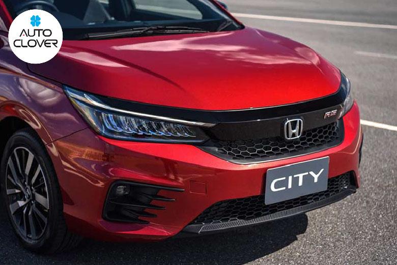 Đầu xe Honda City 2021 có sự thay đổi gì?