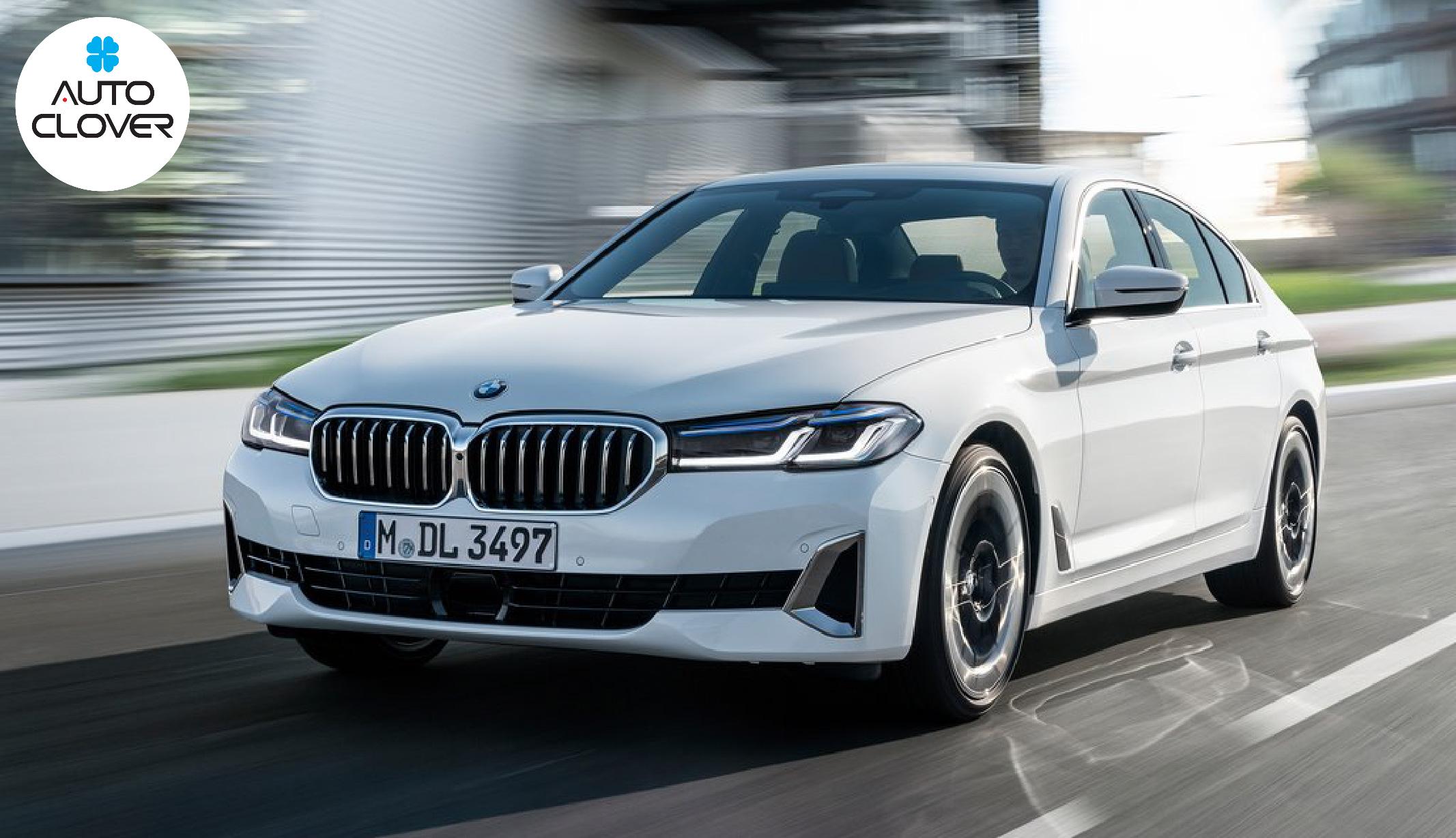 BMW 5 SERIES 2021 được hãng sử dụng động cơ B48 có dung tích TwinPower Turbo lên đến 2.0 lít. Với phiên bản 530i, công suất động cơ tăng lên 252 mã lực.