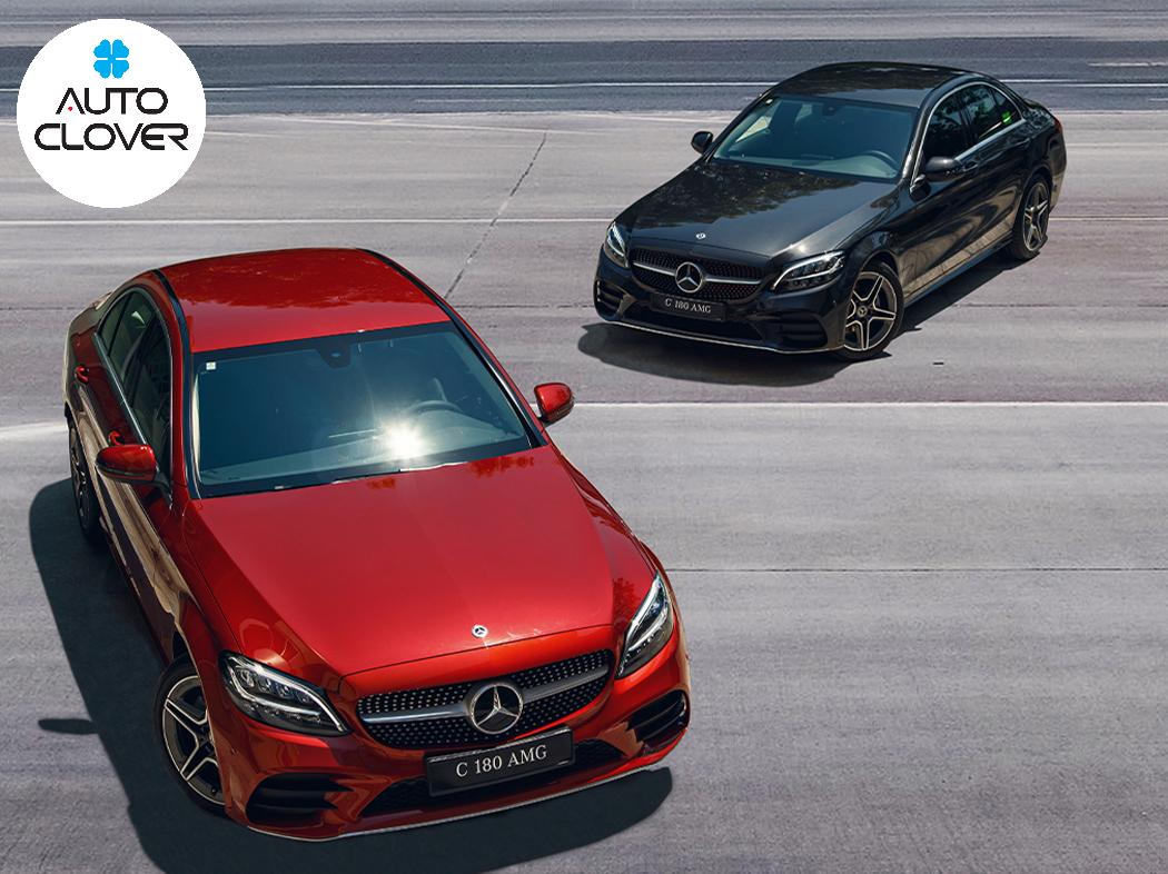Giá bán lẻ của mẫu xe hơi, ô tô mới 2021 Mercedes C 180 AMG, khi nhập về thị trường Việt Nam rơi vào khoảng: 1,499 tỷ đồng