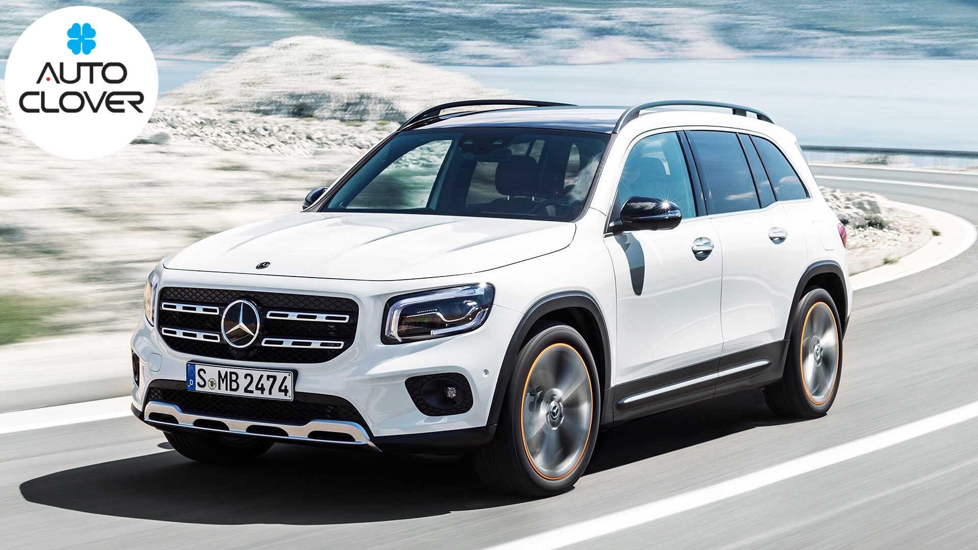 Cuối cùng xe ô tô mới ra mắt 2020 Mercedes-Benz GLB giá cán gần 43.000 USD