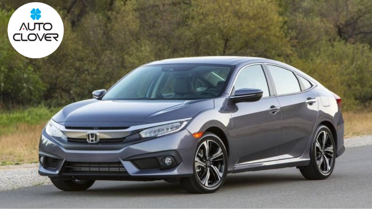 Honda Civic giá từ thấp đến cao