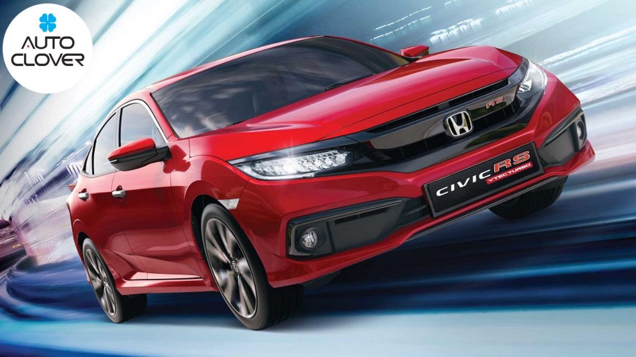 Honda Civic 2021 độ giá lăn bánh
