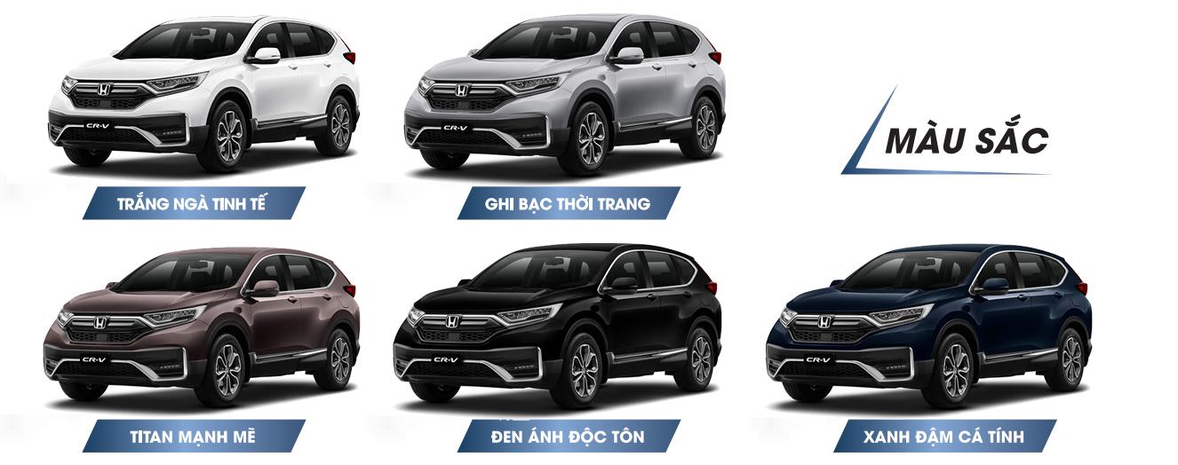 Honda CR-V 2021 - Sự Lựa Chọn Tốt Nhất Cho Gia Đình