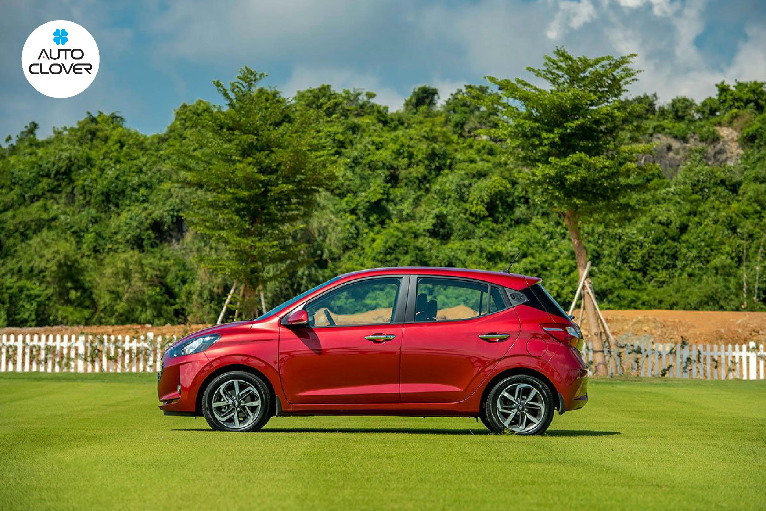 Giá xe ô tô i10 mới nhất được đánh giá tương xứng với các tính năng hiện đại của xe