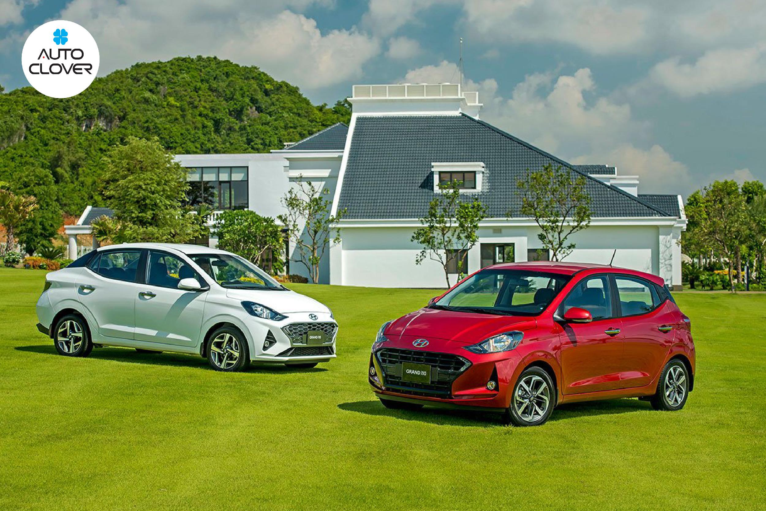 Xe hơi mới - Hyundai Grand i10 đang được nhiều người chơi xe hơi quan tâm